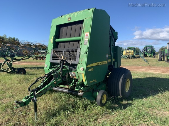 2008 John Deere 468 Silage Special Image 1
