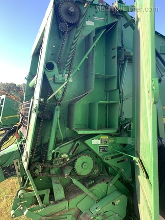 2008 John Deere 468 Silage Special Image 3