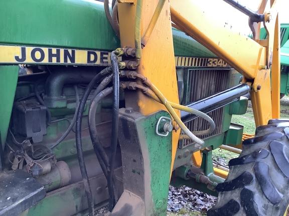 John Deere 3340 Súper