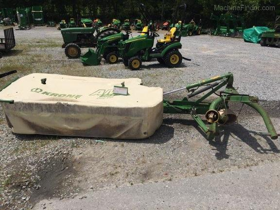 2004 Krone AM203S - Hay Mowers Mounted - Knoxville, TN