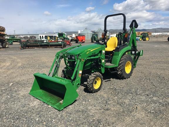2018 John Deere 2038R TLB Compact Utility Tractors John Deere MachineFinder