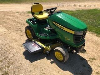 2009 John Deere X320 - Lawn & Garden Tractors - Dewitt