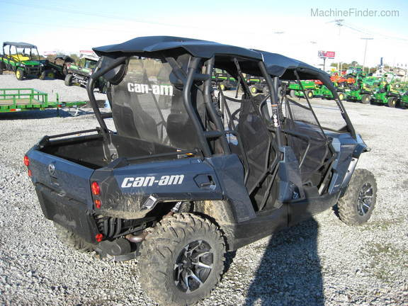 2018 Can-Am COMMANDER 1000