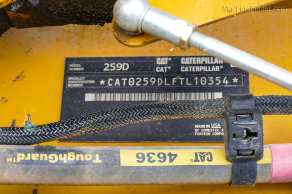 Caterpillar 259D-26