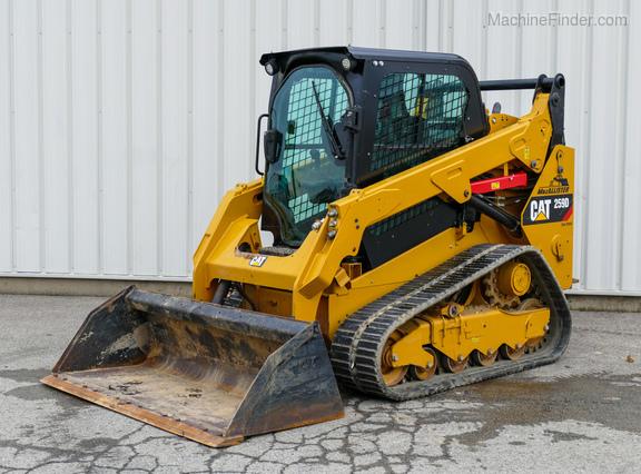 Caterpillar 259D-0