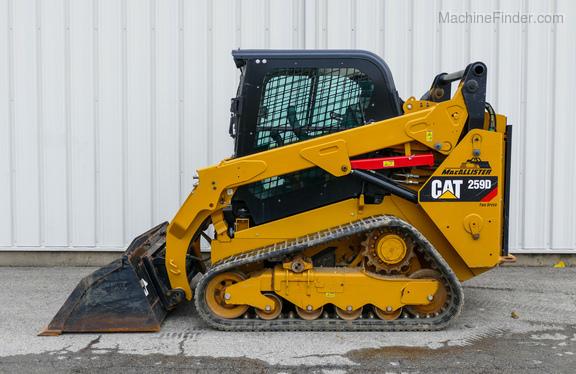 Caterpillar 259D-4