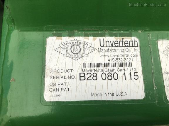 Photo of 2011 Unverferth 1110