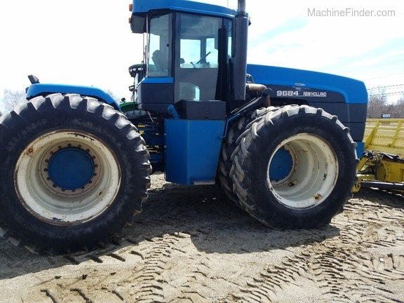 2000 New Holland 9684 Image 16