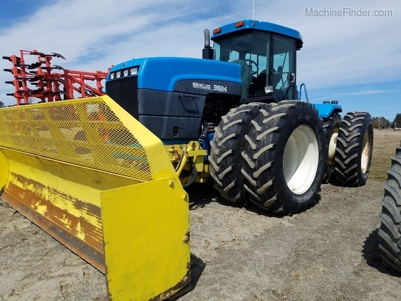 2000 New Holland 9684 Image 1