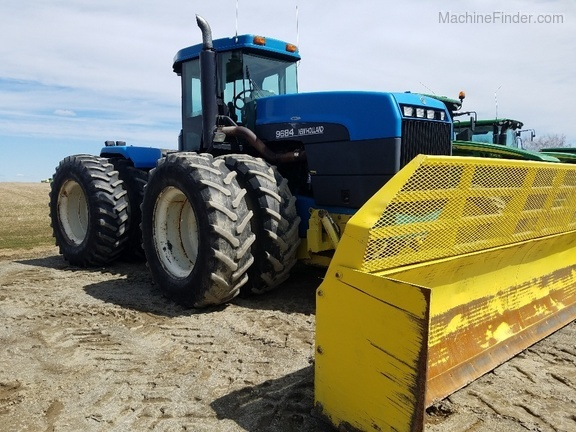 2000 New Holland 9684 Image 11