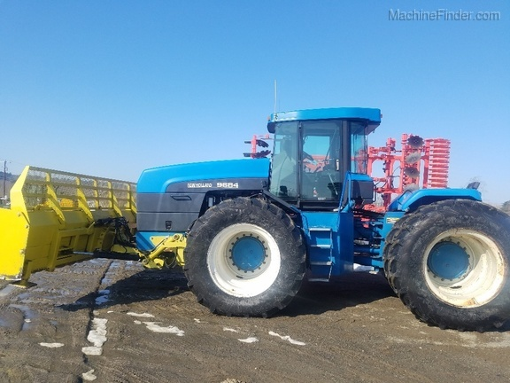 2000 New Holland 9684 Image 19