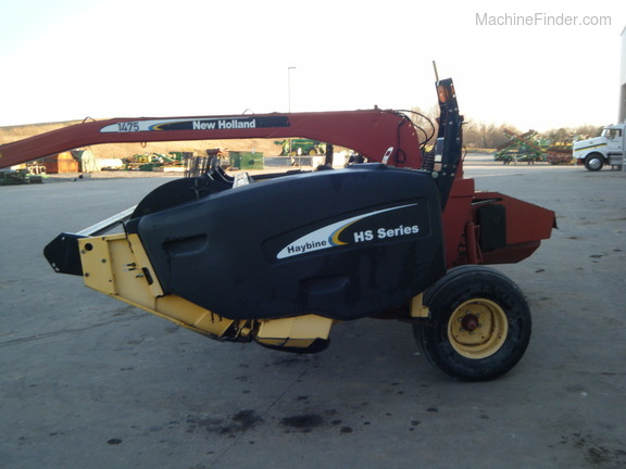 2003 New Holland 1475 Image 7