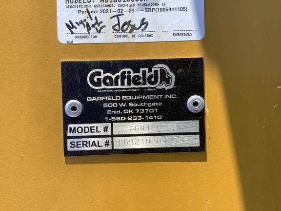 Photo of 2021 Garfield GGB1600RS