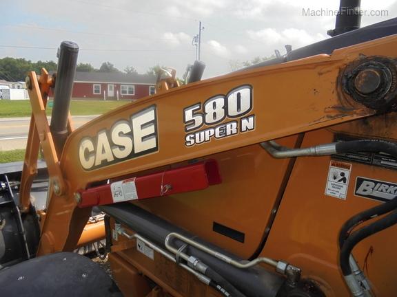 Case 580 SUPER N