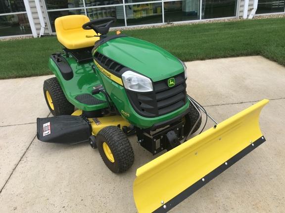 2016 John Deere D105 Lawn Amp Garden Tractors John Deere
