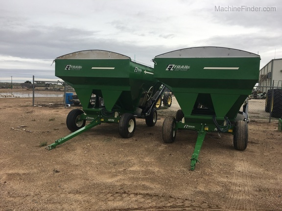 2018 EZ-Trail 3400 - Gravity Wagons and Boxes - Munday, TX