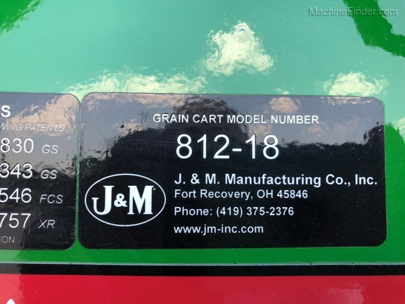 Photo of 2019 J&M 812-18