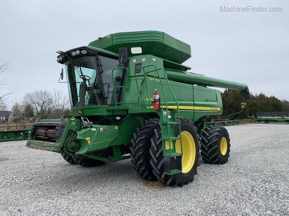 Photo of 2009 John Deere 9870 STS