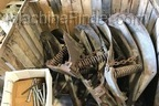 John Deere NDY stalk stomper