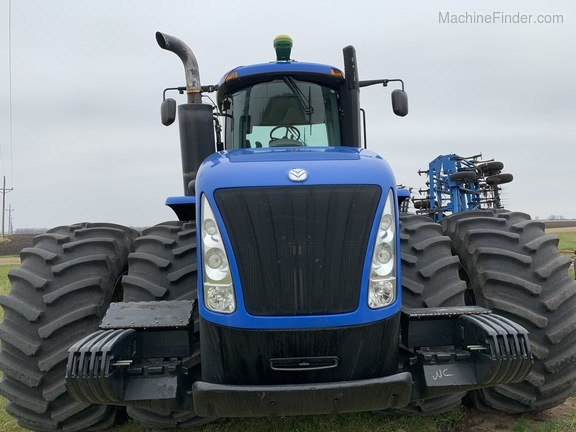 2012 New Holland T9.560HD Image 8