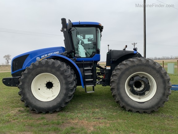 2012 New Holland T9.560HD Image 1