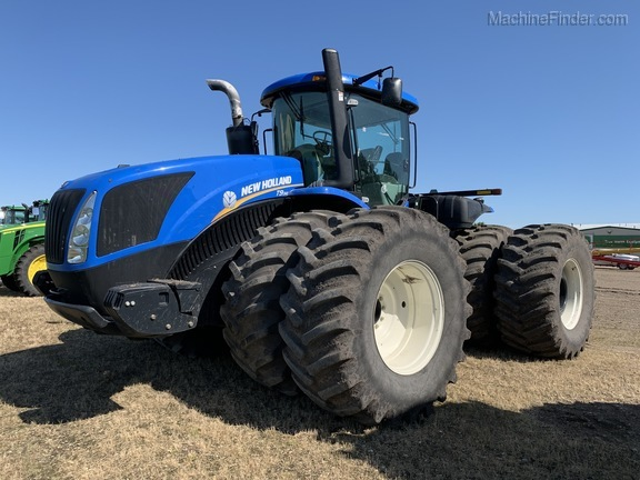 2012 New Holland T9.560HD Image 6