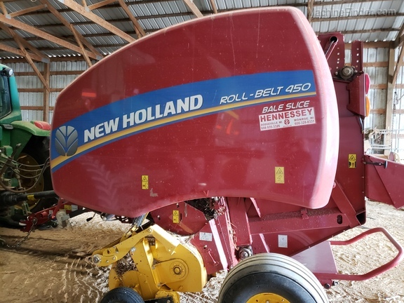 New Holland 450