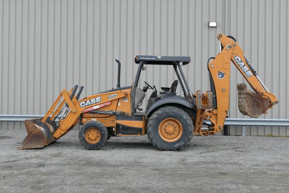 2014 Case 580 SUPER N-4