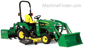 2012 John Deere 62C Mid Mount Mower Deck