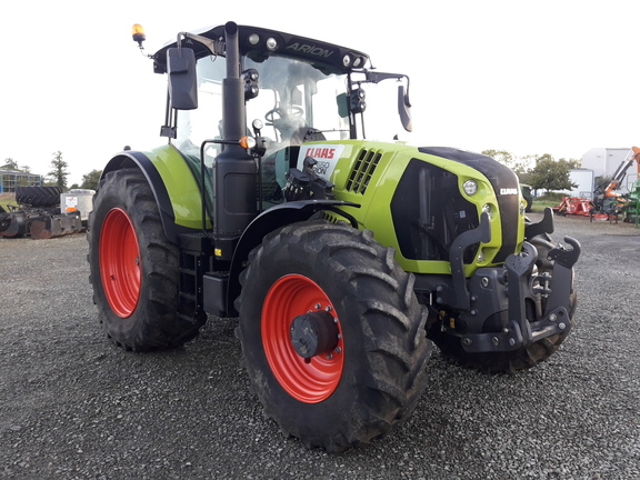 Claas ARION 650 CIS 50 KM/H