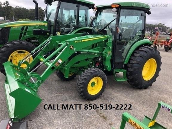 2019 John Deere 4052R