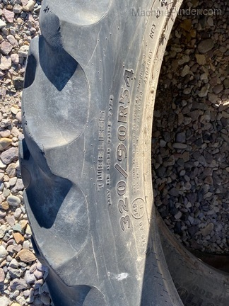 Goodyear Super Traction Radial DT 800 Image 4