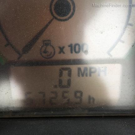 1992 John Deere 8760