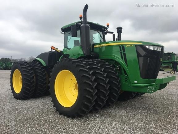 2018 John Deere 9620R