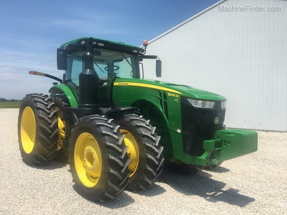 Photo of 2018 John Deere 8245R