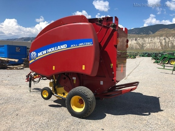 2014 New Holland 560