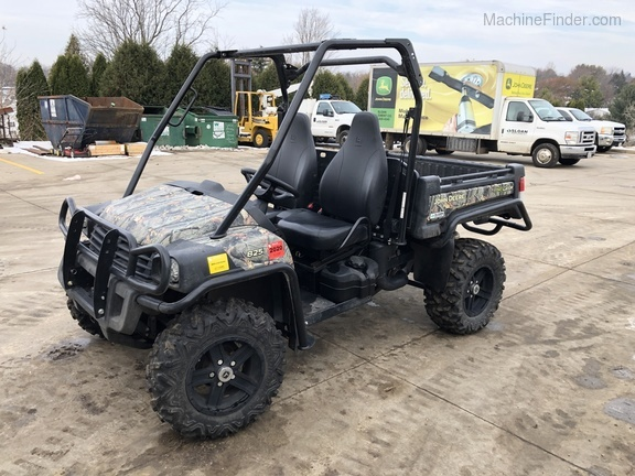 John Deere XUV 825i Power Steering