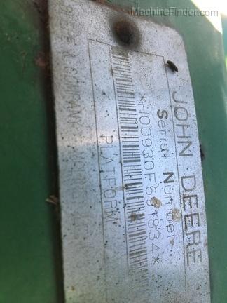 John Deere 930F