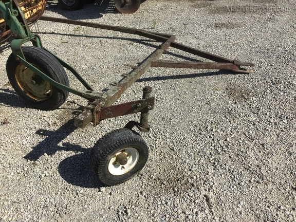 New Holland Double Rake Hitch Image 3