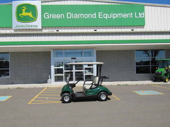 2015 Yamaha 48V ELECTRIC GOLF CARTS Image 3