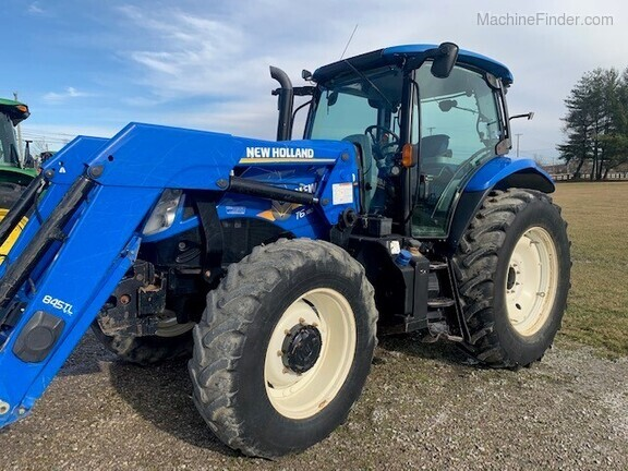 2016 New Holland T6.180 Image 1