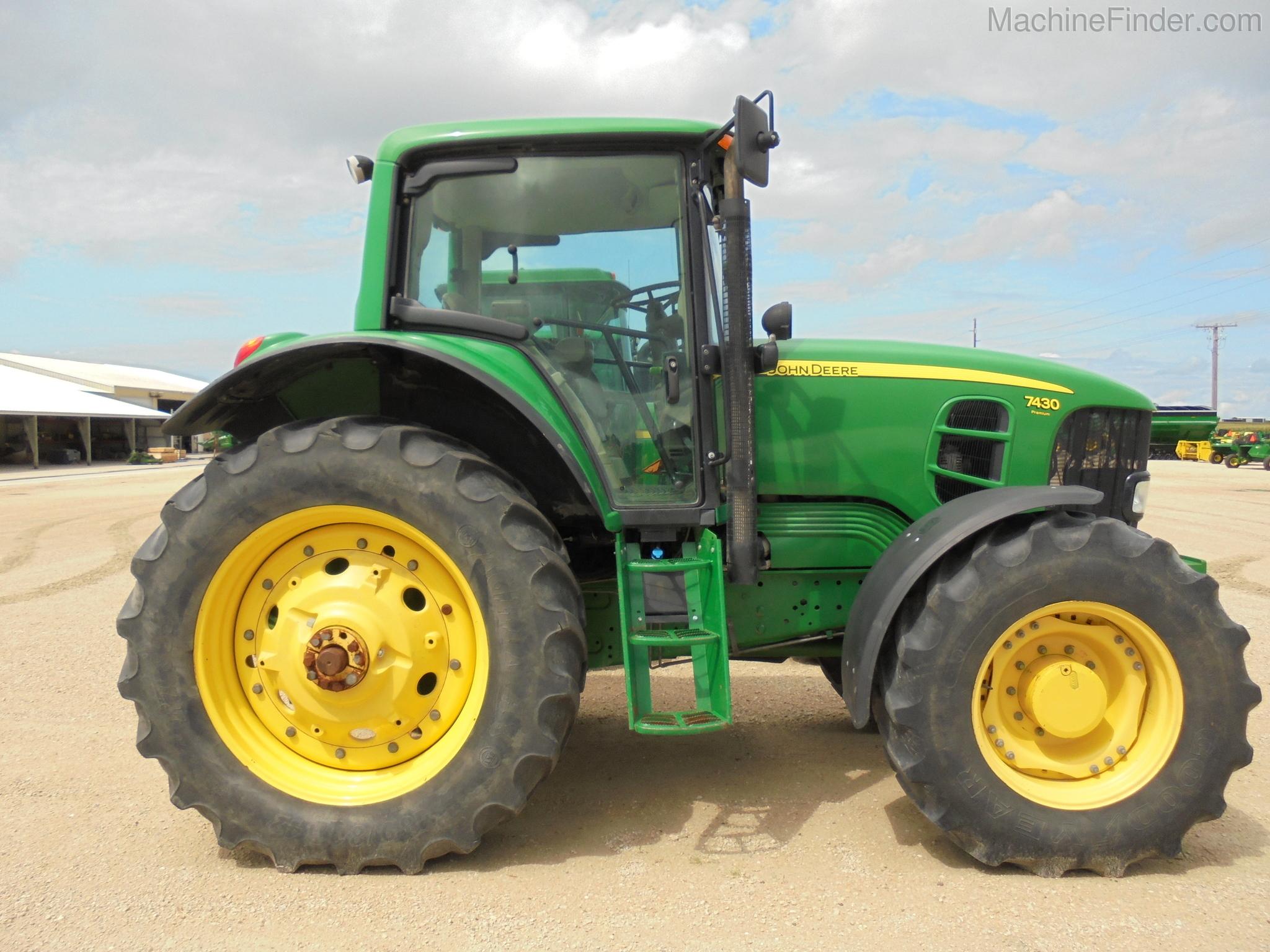 2011 John Deere 7430 Premium Row Crop Tractors H Wiring Harness Photo 1 Of 9