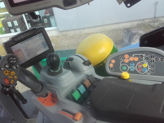 New Holland T7 220 AUTOCOMMAND GPS