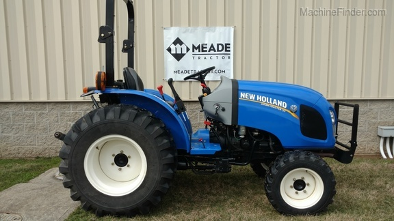 2016 New Holland WORKMASTER 37