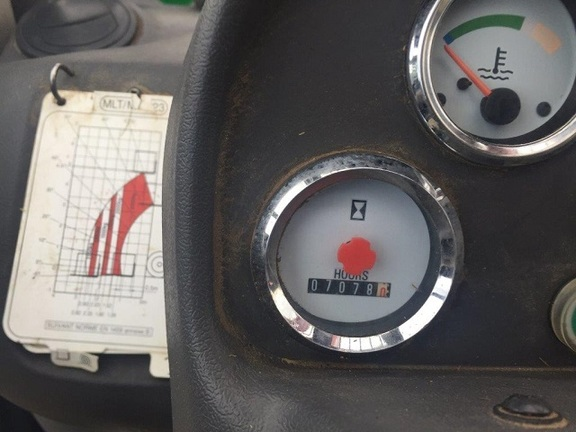 Manitou MLT 523 Turbo