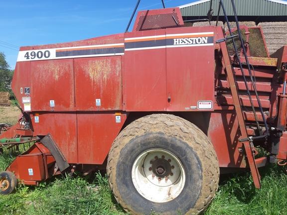 Hesston 4900 / Used Equipment / Used equipment / Used equipment