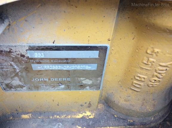 Photo of 2015 John Deere 35G