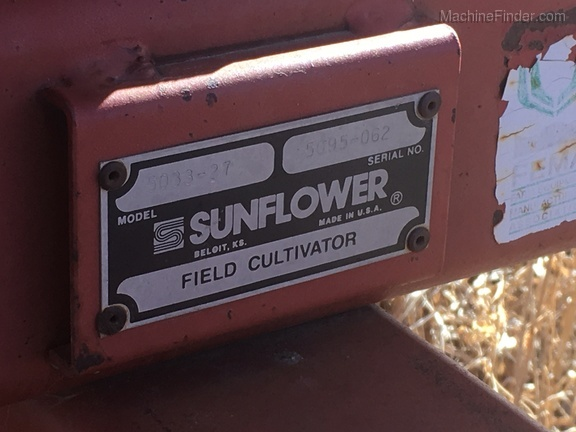 1995 Sunflower 5033-27