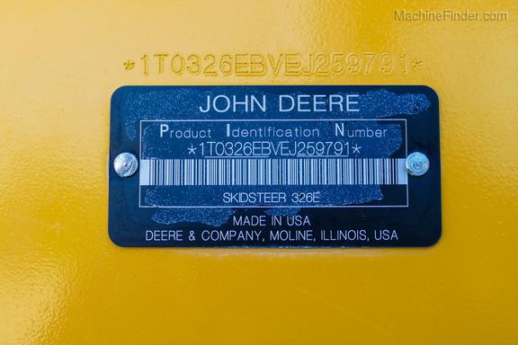 2014 John Deere 326E-27