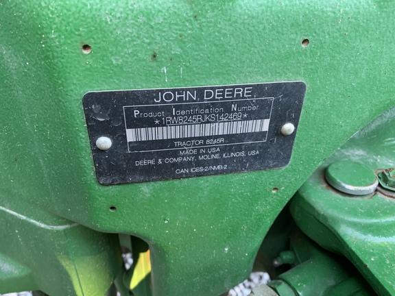 Photo of 2019 John Deere 8245R